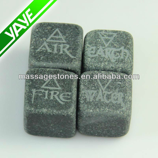 Bar Accessories Square Stone whisky rocks