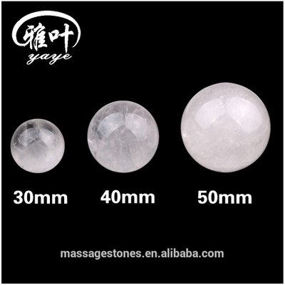Factory Price Different Sizes Clear Quartz Crystal Shperes/Balls for Sale