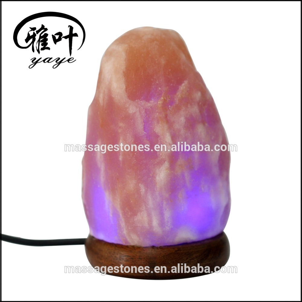 Wholesale himalayan crystal rock salt lamps for Cleaning Air