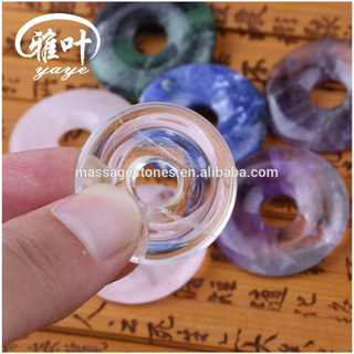 Wholesale Natural gemstone Donut