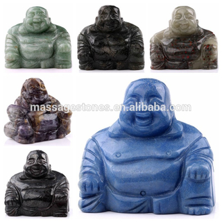China regional feature laughing buddha statues