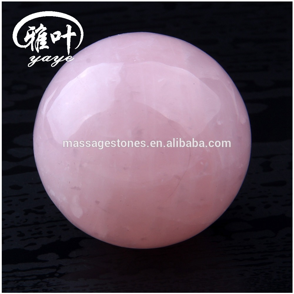 Rose Quartz Crystal Ball Sphere For Wholesale