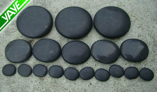 SPA hot stone massage 18pcs kit