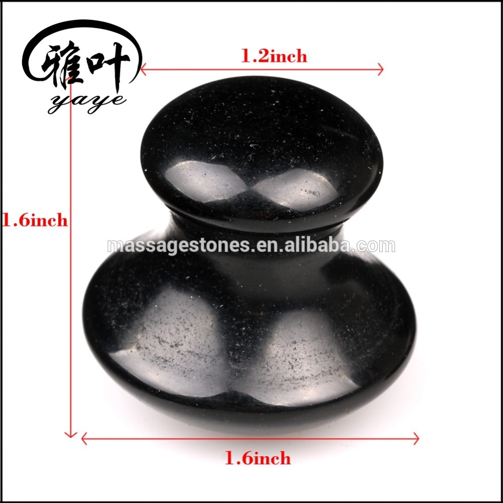Wholesale Mushroom Shaped Stone Massager/SPA Healing Stone, Gua Sha Tools For Face, Body