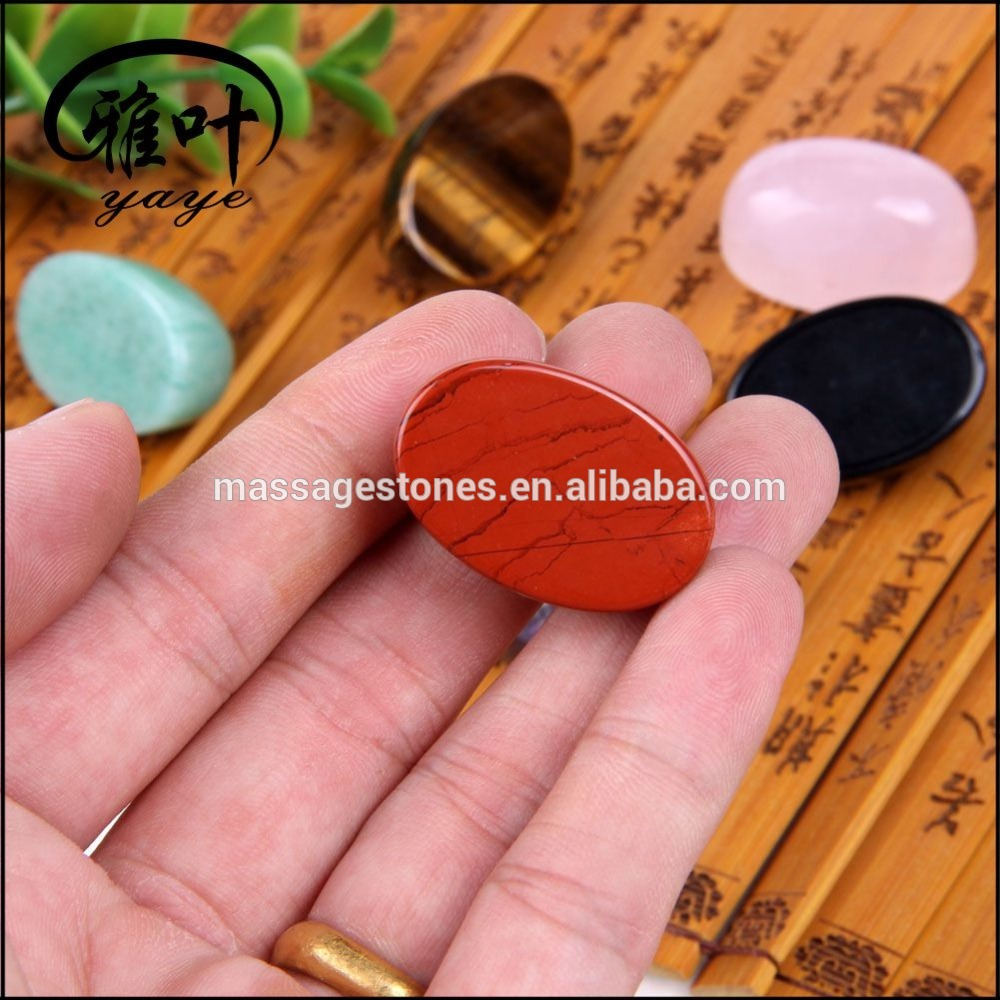 Wholesale Natural Semi Precious Stone Chakra Cabochon