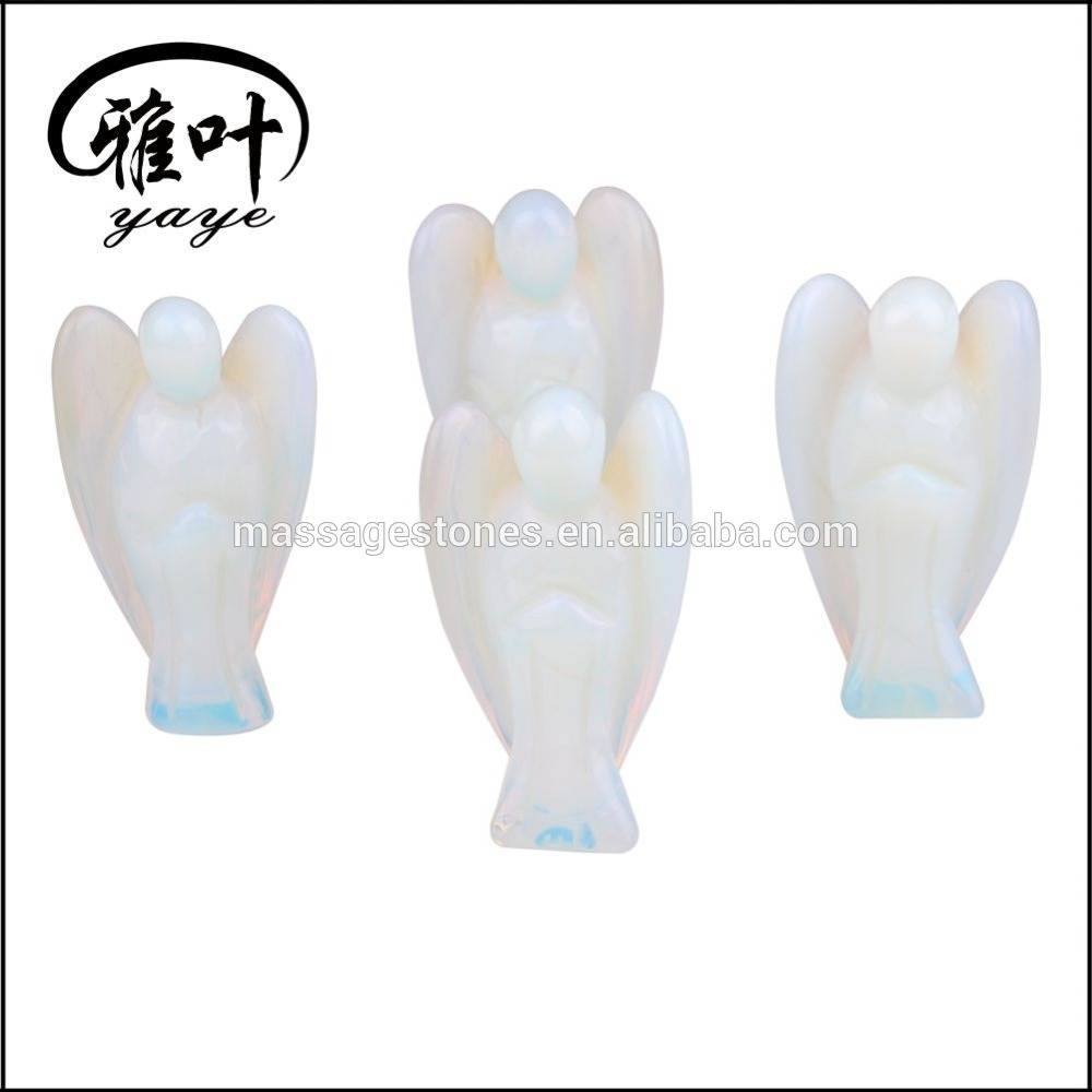 Wholesale 2 inch Opalite Pocket Angel