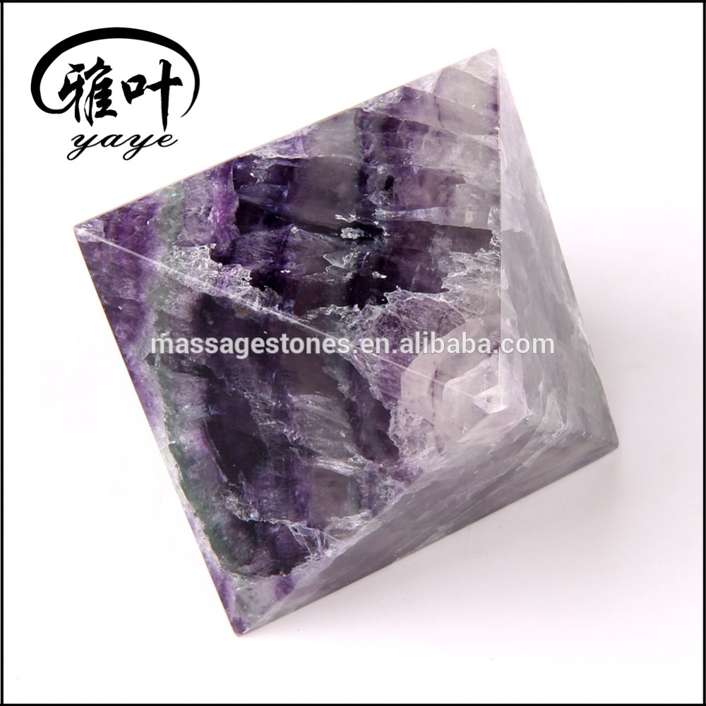 Wholesale energy fluorite octahedron for healing