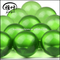 Clear Green Glass Balls/Spheres Ornaments