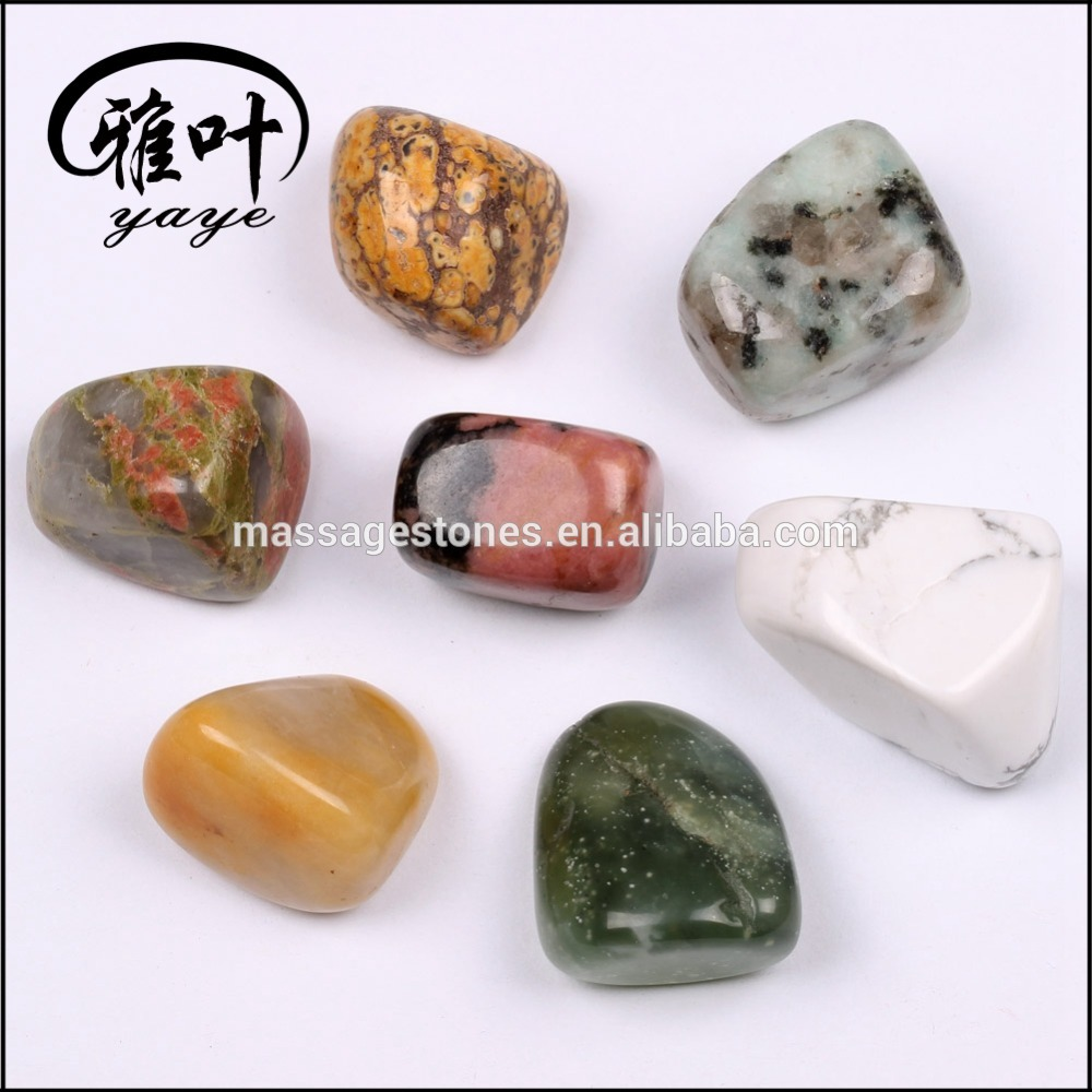 Bulk Wholesale Gemstones Polished Tumbled Stones