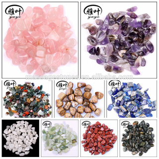 Bulk wholesale semi-precious tumbled stones