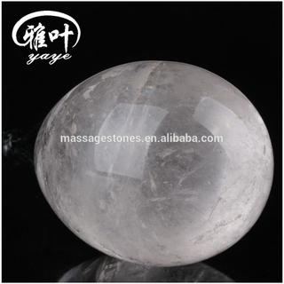 Natural Semi-Precious Stone Yoni Drilled Egg