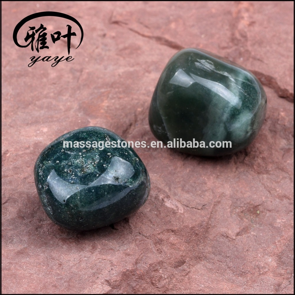 Wholesale Natural Indian Agate Tumbled stones